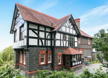 Thumbnail 5 bed detached house for sale in Conway Old Road, Penmaenmawr, Conwy, North Wales