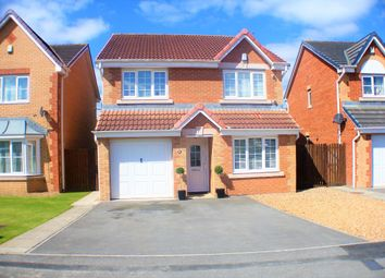 Thumbnail 4 bed detached house for sale in Burghley Drive, Ingleby Barwick, Stockton-On-Tees