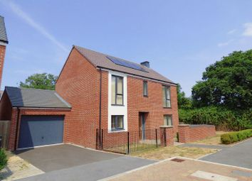 Thumbnail 3 bed detached house for sale in Hannah Drive, Locking, Weston-Super-Mare