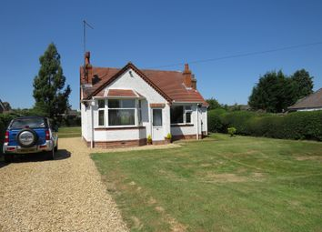 Thumbnail 2 bed detached bungalow for sale in Hanthorpe Road, Morton, Bourne