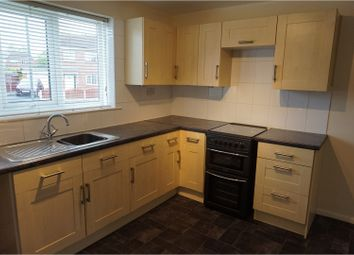 Thumbnail 2 bed semi-detached house to rent in Blackcliffe Field Close, Worksop