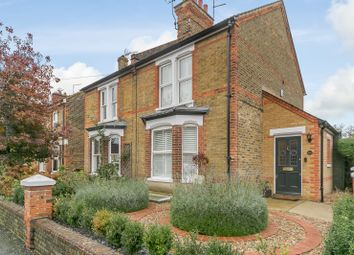 Thumbnail 3 bed semi-detached house for sale in Briton Road, Faversham