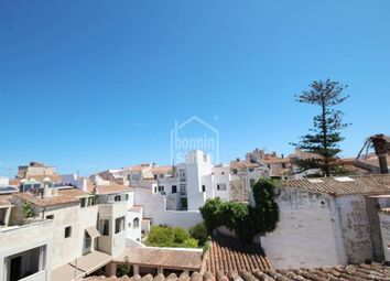 Thumbnail 5 bed town house for sale in Mahon Centro, Mahon, Balearic Islands, Spain