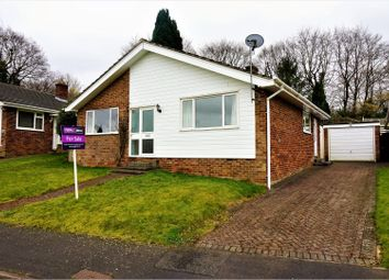 Thumbnail 3 bed detached bungalow for sale in Kings Orchard, Basingstoke