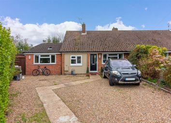 Thumbnail 4 bed semi-detached bungalow for sale in Derwent Close, Sompting, Lancing