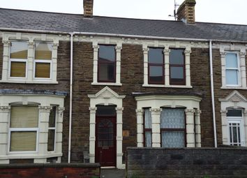 Thumbnail 2 bed town house for sale in Tanygroes Street, Port Talbot