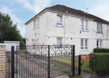 Thumbnail 2 bed flat for sale in Dunlop Street, Linwood, Renfrewshire