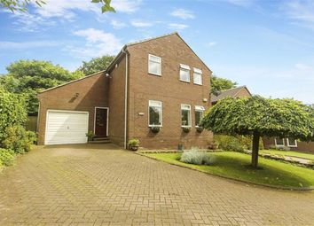 Thumbnail 4 bed detached house for sale in The Spinney, Killingworth, Newcastle Upon Tyne
