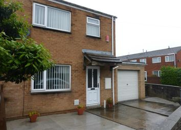 Thumbnail 3 bed property to rent in Claude Road, Barry