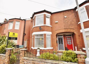 Thumbnail 4 bed semi-detached house for sale in Sumner Road, Salford