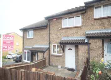 Thumbnail 2 bedroom terraced house to rent in Oliver Close, Chatham