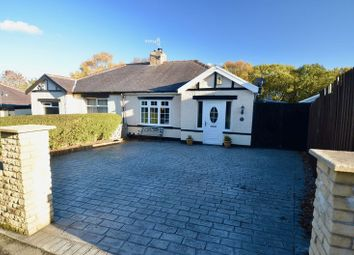 Thumbnail 2 bed semi-detached bungalow for sale in Moseley Road, Burnley