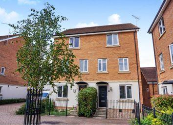 Thumbnail 4 bedroom semi-detached house for sale in Farrow Avenue, Hampton Vale