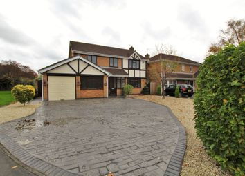 Thumbnail 5 bed detached house for sale in Falmouth Drive, Hinckley