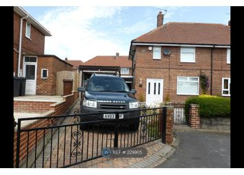 Thumbnail 2 bedroom semi-detached house to rent in Brigshaw Drive, Castleford
