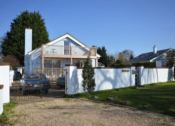 Thumbnail 4 bed detached house for sale in Towpath, Shepperton