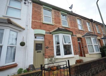 Thumbnail 3 bed terraced house for sale in Fortescue Road, Exeter, Devon