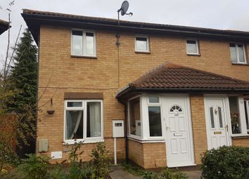 Thumbnail 2 bedroom semi-detached house to rent in Pomander Crescent, Milton Keynes