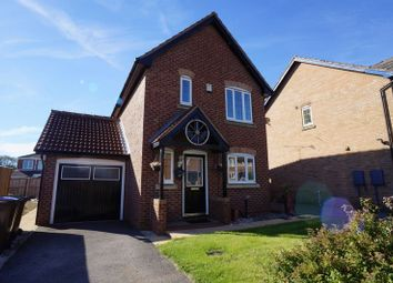 Thumbnail 3 bed detached house for sale in Abbey Walk, Pontefract