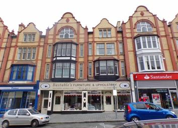 Thumbnail 2 bed flat for sale in Penrhyn Road, Colwyn Bay, Conwy, North Wales