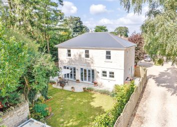 Thumbnail 4 bed detached house for sale in Beech Avenue, Claverton Down, Bath