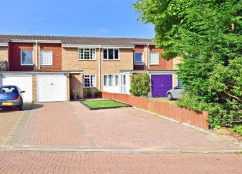 Thumbnail 2 bed terraced house for sale in Stirling Close, Gillingham, Kent