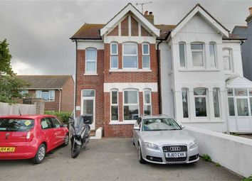 Thumbnail 1 bed flat for sale in Brighton Road, Lancing