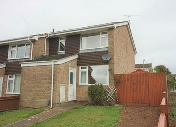 Thumbnail 2 bed property to rent in Collins Close, Charlton, Andover