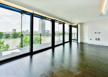 Thumbnail 2 bed flat for sale in Merano Residences, South Bank, London