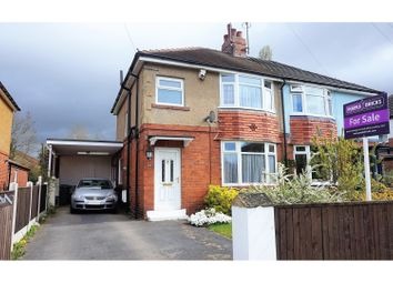 Thumbnail 3 bed semi-detached house for sale in Brookside, Collingham