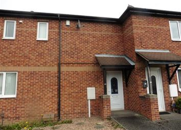 Thumbnail 2 bed town house to rent in Clumber Avenue, Brinsley, Nottingham
