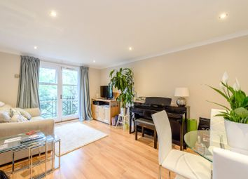 Thumbnail 1 bed flat for sale in Brompton Park Crescent, London