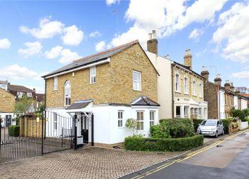 Thumbnail 2 bed detached house for sale in Dells Close, Teddington