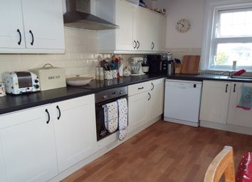 Thumbnail 3 bed semi-detached house to rent in Bulkington Avenue, Broadwater, Worthing