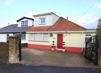 Thumbnail 3 bed semi-detached bungalow for sale in St Tydfils Avenue, Thomastown, Merthyr Tydfil