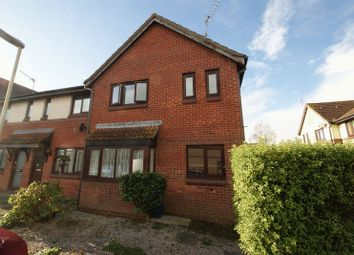Thumbnail 2 bedroom end terrace house to rent in Counties Crescent, Starcross, Exeter