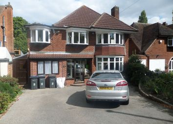 Thumbnail 4 bed detached house for sale in Vernon Avenue, Handsworth Wood