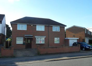 Thumbnail 4 bedroom detached house to rent in Hitchin Road, Luton