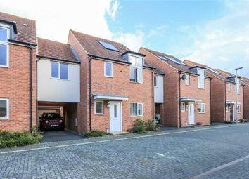 Thumbnail 3 bed mews house for sale in Swithland, Broughton, Milton Keynes, Bucks