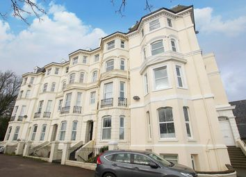 Thumbnail 2 bed flat to rent in Priory Gardens, Folkestone