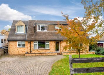 4 bed detached house for sale in Church Lane, Middle Barton, Chipping Norton, Oxfordshire OX7