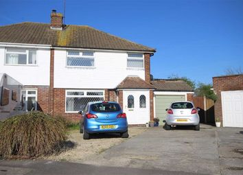 Thumbnail 3 bedroom semi-detached house for sale in Blake Crescent, Stratton, Wiltshire