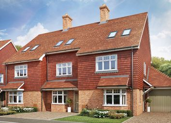 Thumbnail 3 bed end terrace house for sale in Love Lane, Mayfield, East Sussex