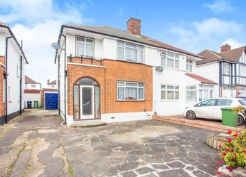 Thumbnail 3 bed semi-detached house for sale in Dorchester Way, Harrow, London