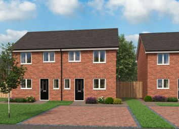 Thumbnail 2 bed semi-detached house for sale in Chapel Street, Bilston