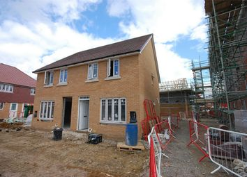 2 bed semi-detached house for sale in Birmingham Drive, Aylesbury, Buckinghamshire HP22