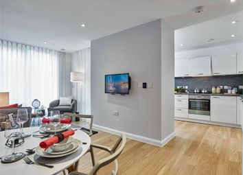 Thumbnail 2 bedroom flat for sale in Atwell Court, 931 High Road, Finchley