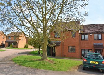 Thumbnail 1 bed end terrace house to rent in Hedgeway, East Hunsbury, Northampton