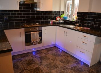 Thumbnail 3 bed terraced house to rent in Gratton Road, Bedford