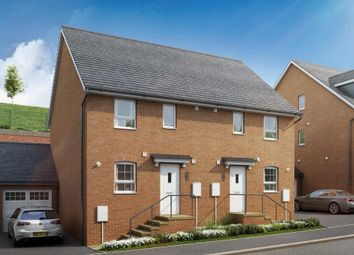 "Thumbnail 3 bed semi-detached house for sale in ""Allington"" at Sandoe Way, Pinhoe, Exeter"